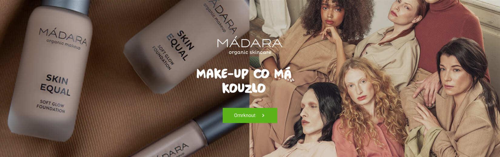 Mádara - makeup co má kouzlo