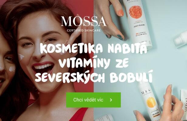 Kvalitní kosmetika ze severského ovoce Mossa
