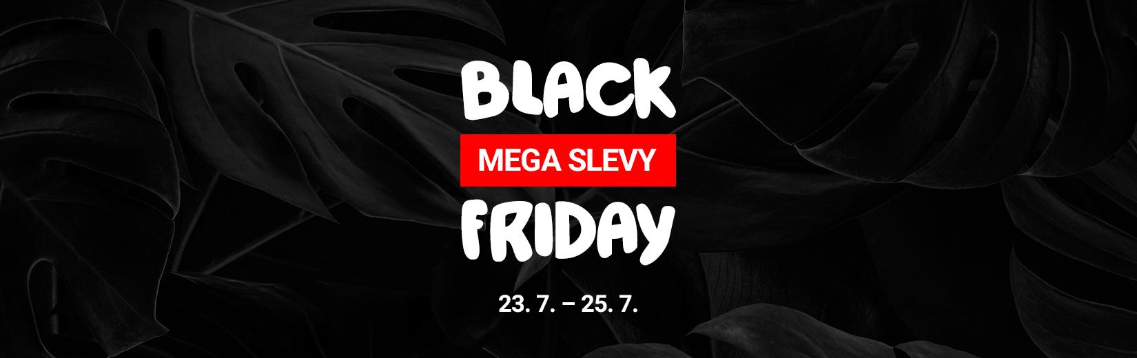 LETNÍ BLACK FRIDAY