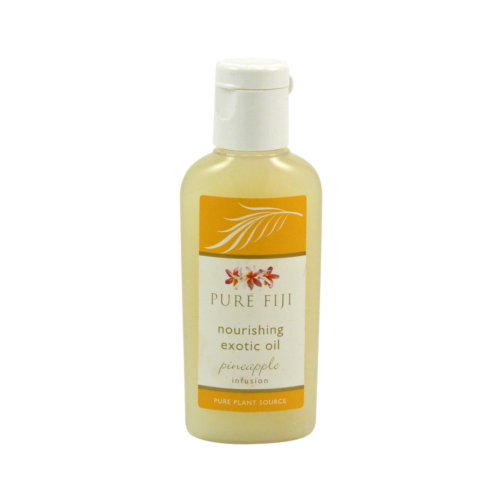 Pure Fiji Exotický masážní a koupelový olej, ananas 29 ml