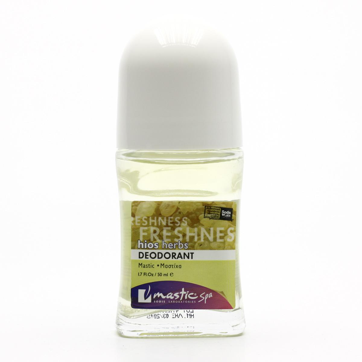 Mastic spa Deodorant Mastic, Herbs 50 ml