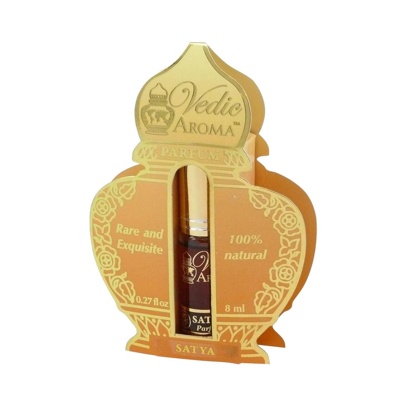 Vedic Aroma Ayurvédský parfém Parfum Satya 8 ml, sprej