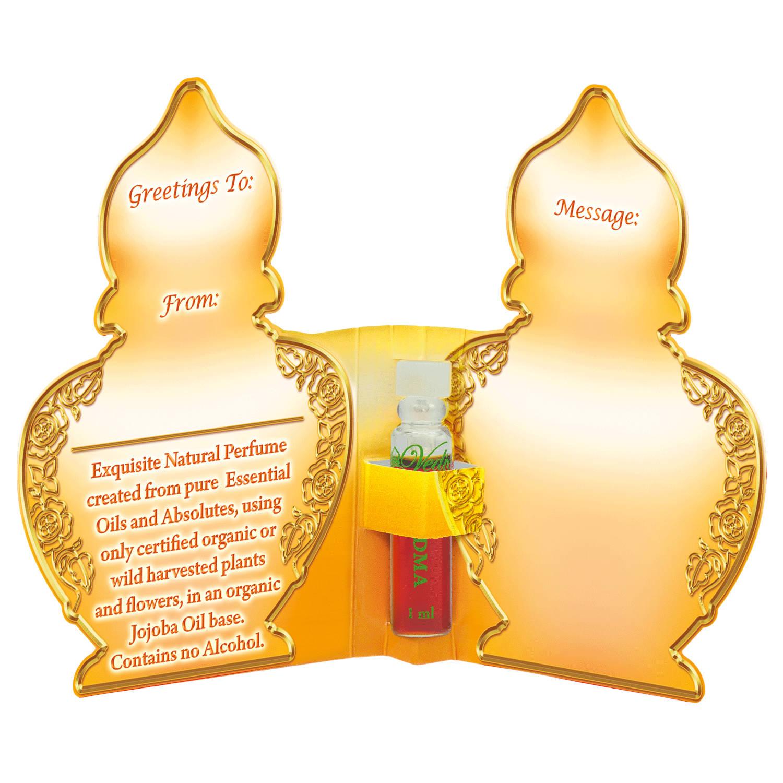 Vedic Aroma Ayurvédský parfém na bázi oleje Padma 1 ml