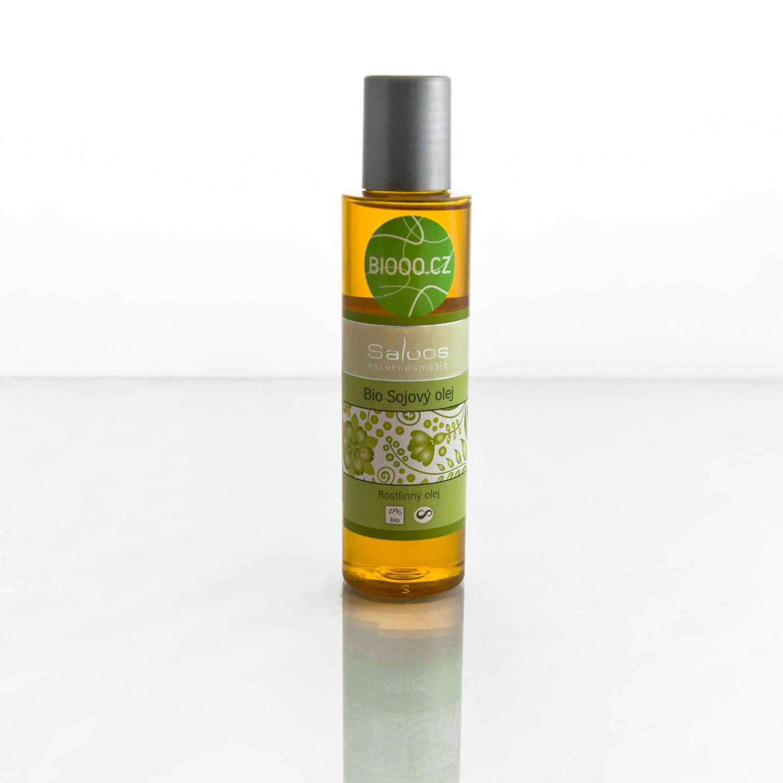 Saloos Sojový olej, bio 125 ml
