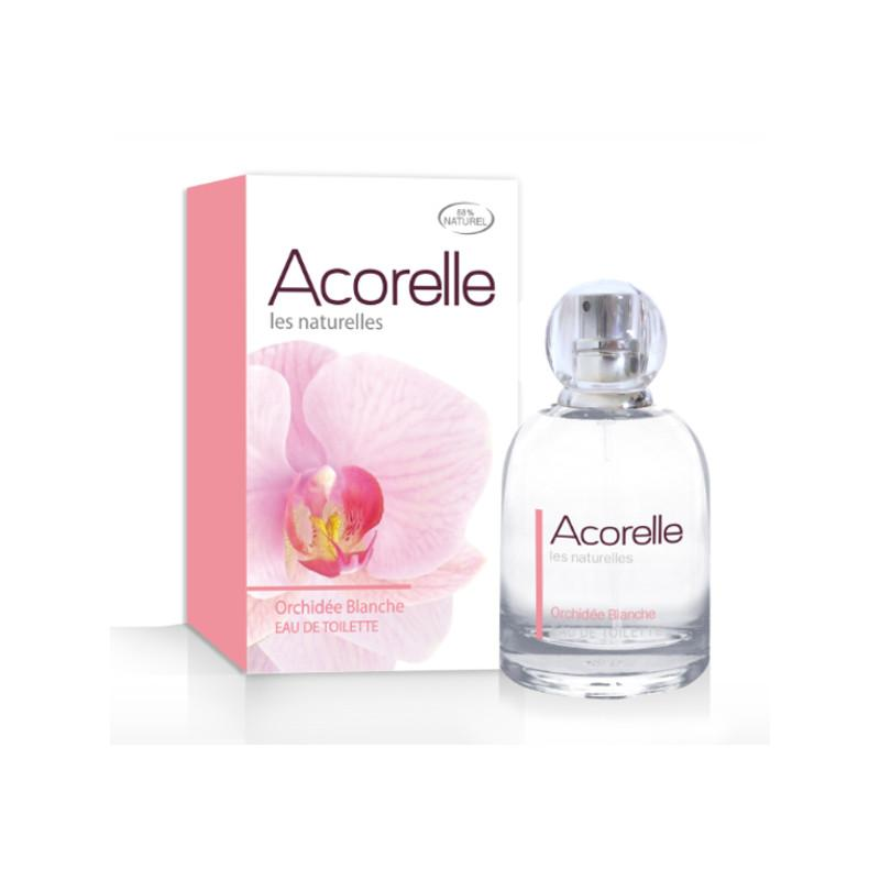 Acorelle Toaletní voda Bílá orchidej 50 ml