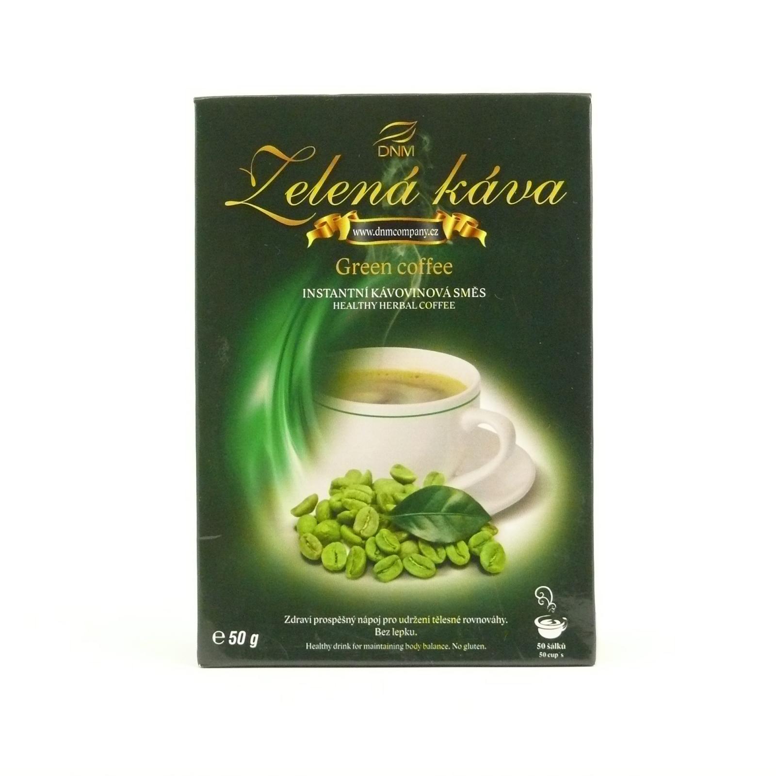 Arun Zelená káva bez příchuti 50 g