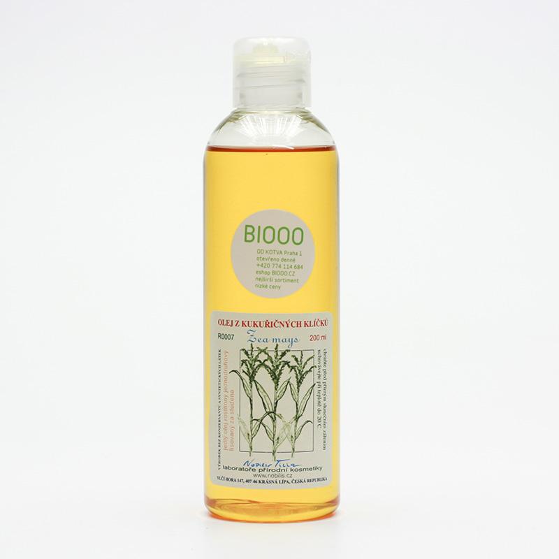 Nobilis Tilia Olej z kukuřičných klíčků 200 ml