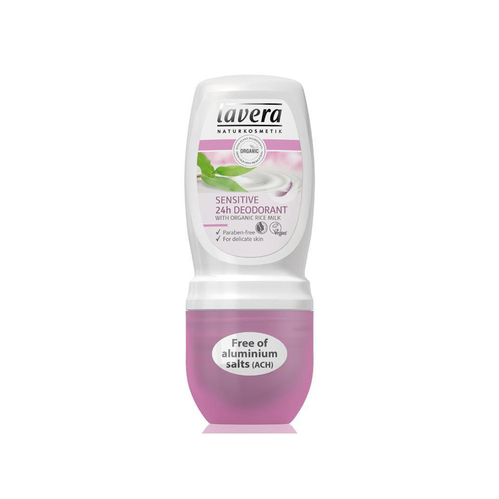 Lavera Deo kulička Sensitive 50 ml