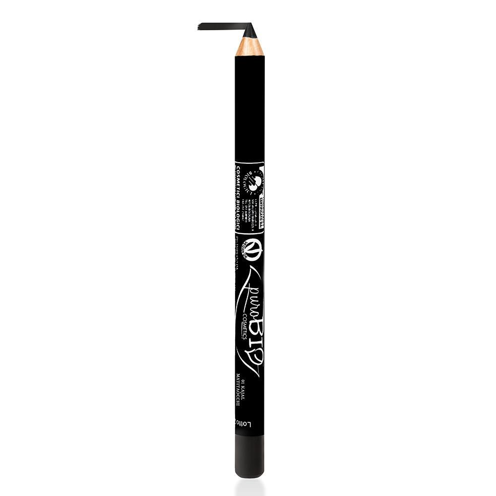 puroBIO cosmetics Tužka na oči 01 Black 1,3 g