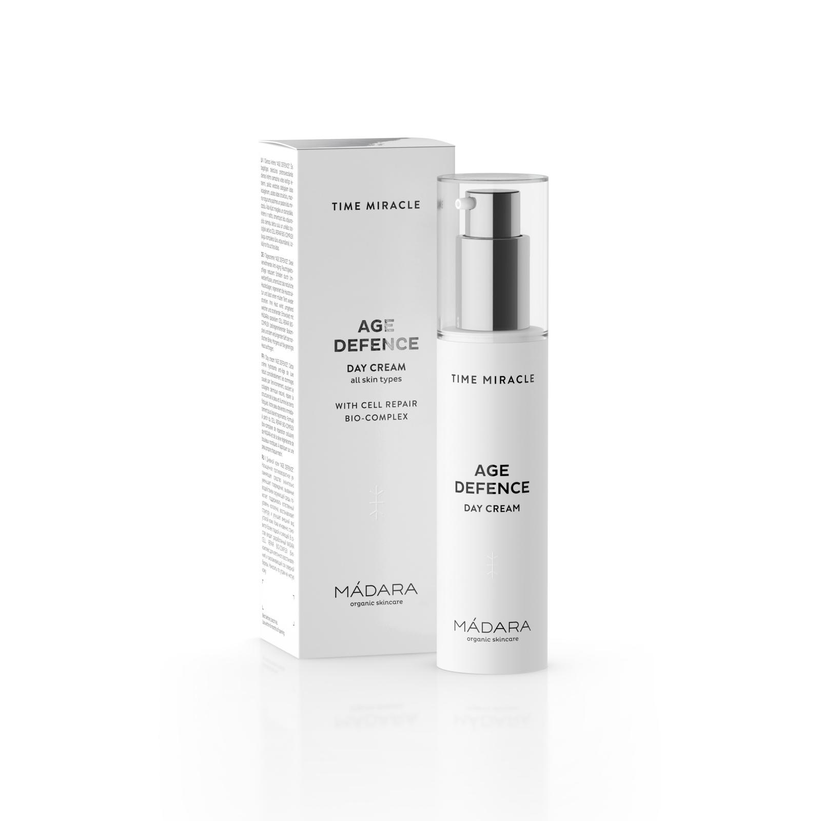 Mádara Anti-age denní krém, Time Miracle 50 ml