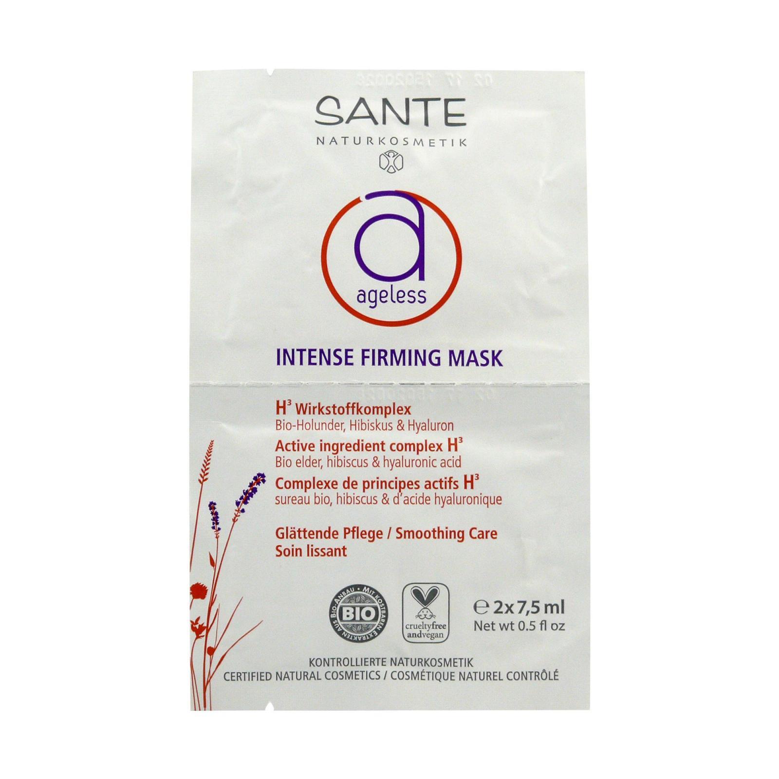 Santé Zpevňující maska, Ageless 2 x 7,5 ml