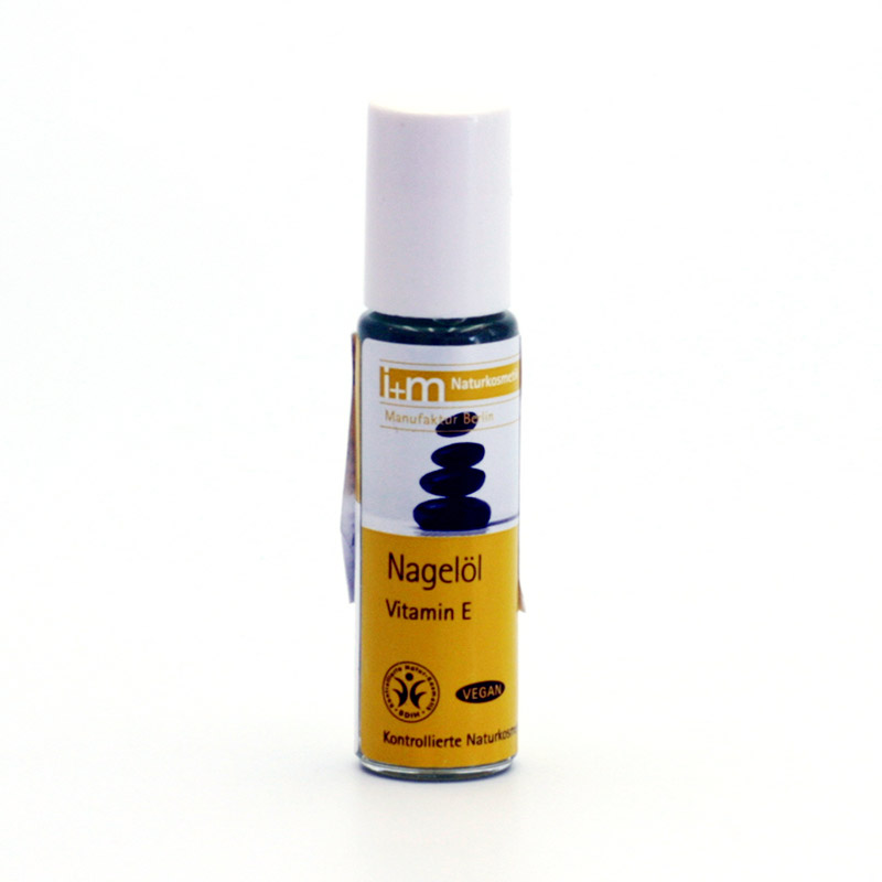 I+M Naturkosmetik Olej na ruce a nehty Body refresh 10 ml