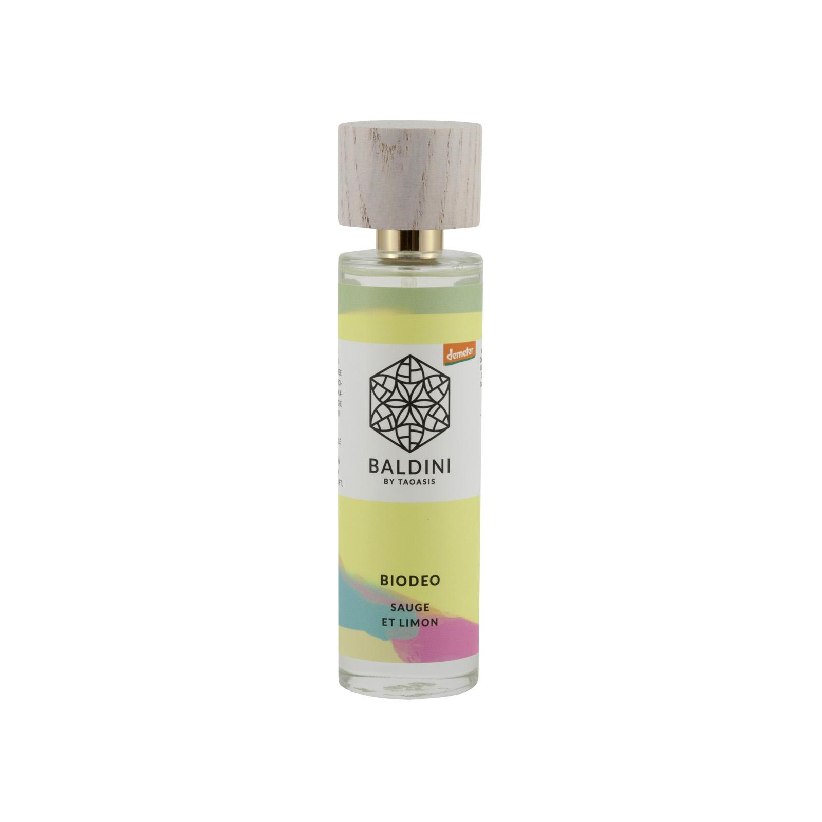 Taoasis Deodorant sprej Sauge et Limon, Baldini 70 ml