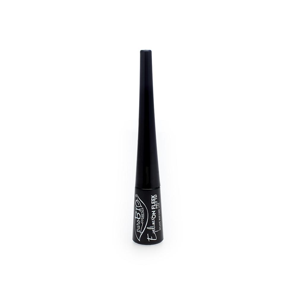 puroBIO cosmetics Tekuté oční linky s aplikátorem 3 ml