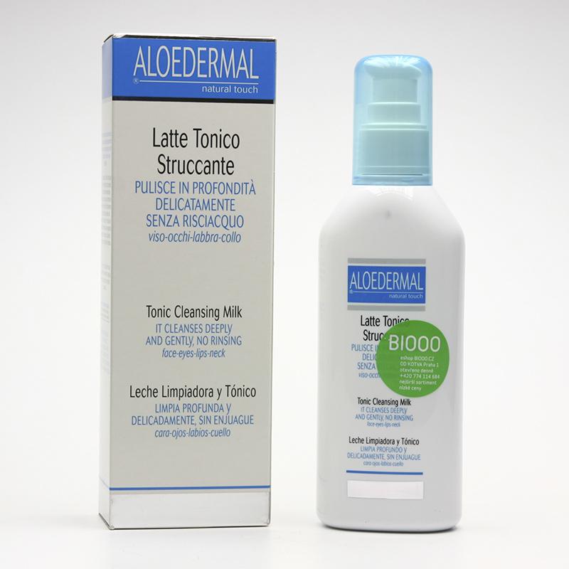 ESI Tonikum - čistící mléko Aloe vera, Aloe Dermal 200 ml