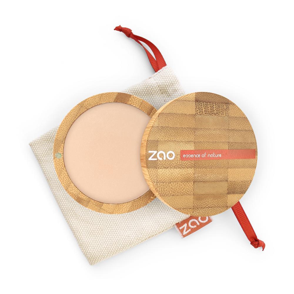 ZAO Minerální matující bronzer 346 Bright Complexion 15 g bambusový obal