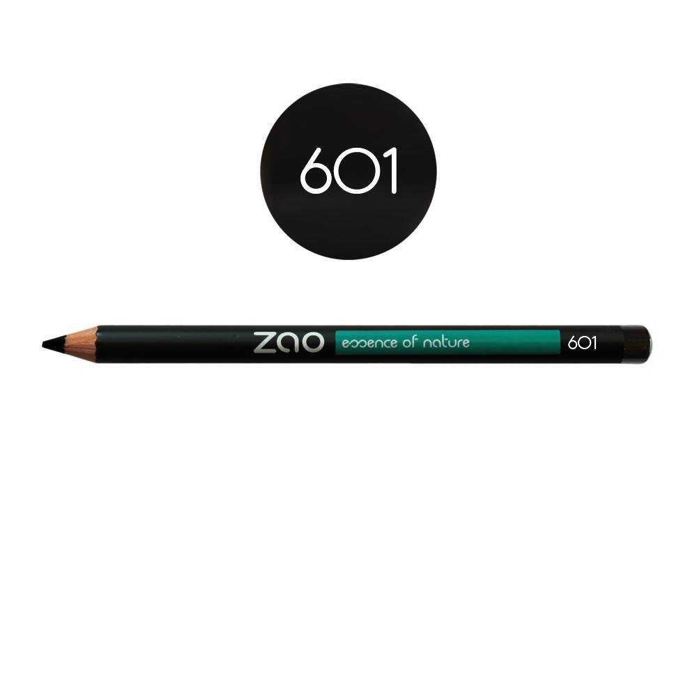 ZAO Tužka na oči a obočí 601 Black 1,17 g