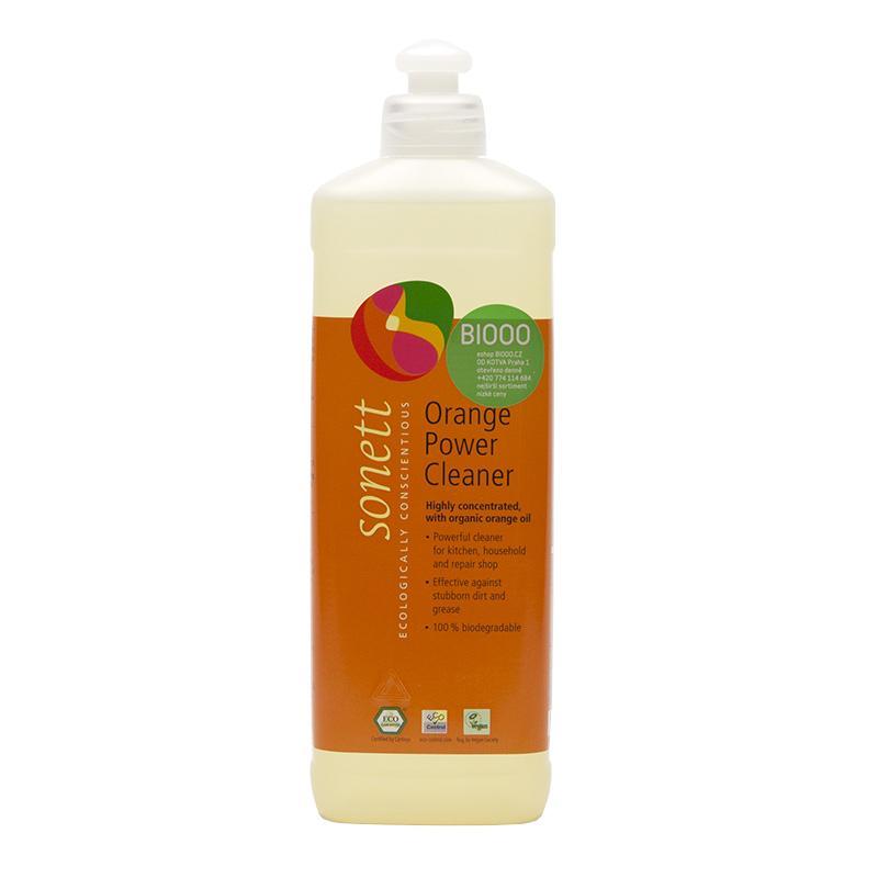Sonett Koncentrovaný pomerančový čistič 500 ml