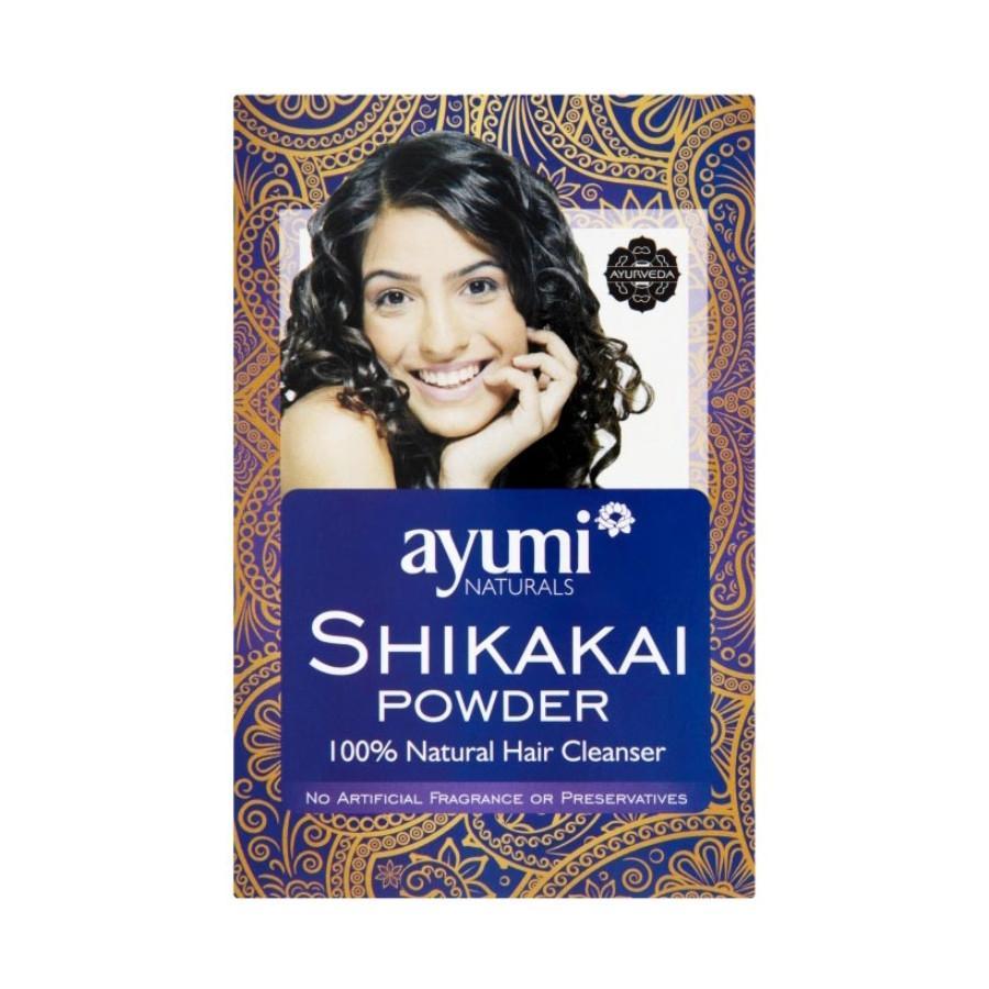 Ayuuri Natural Práškový šampon Shikakai 100 g