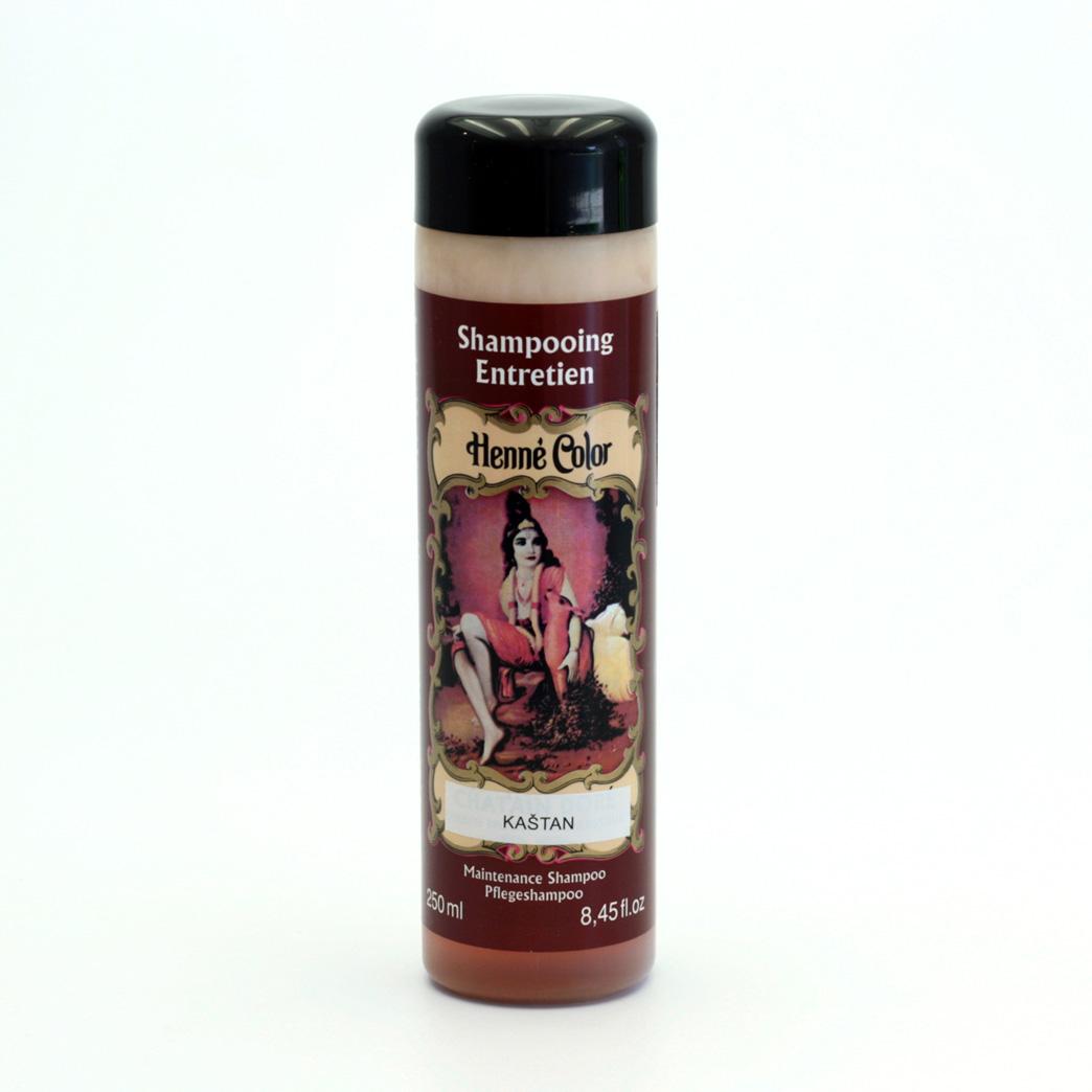 Henné Color Šampon henna Kaštan 250 ml