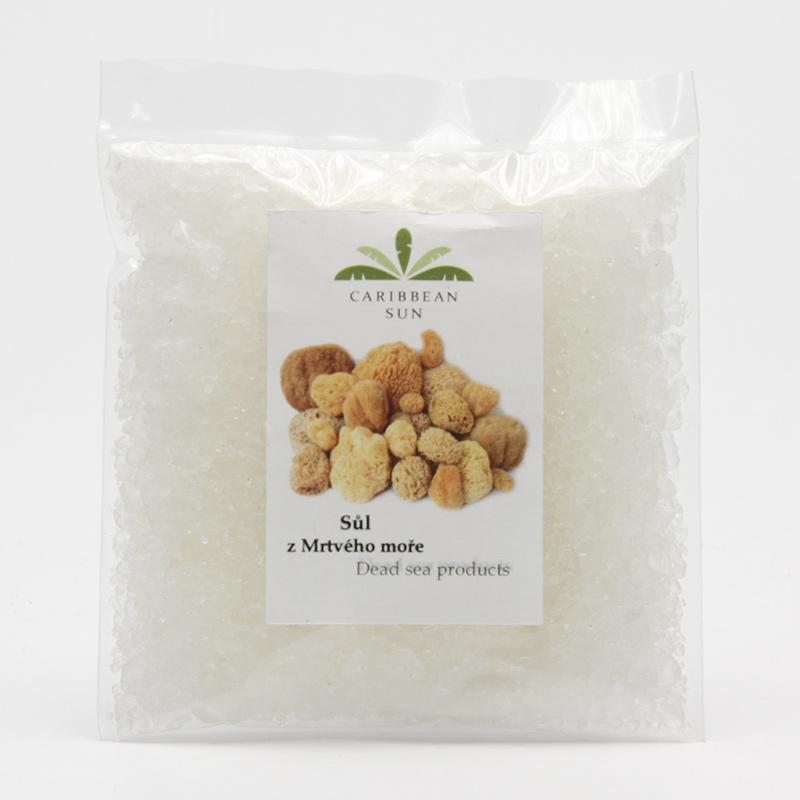 Caribbean Sun Sůl z Mrtvého moře na čištění hub, CDS 101 70 g