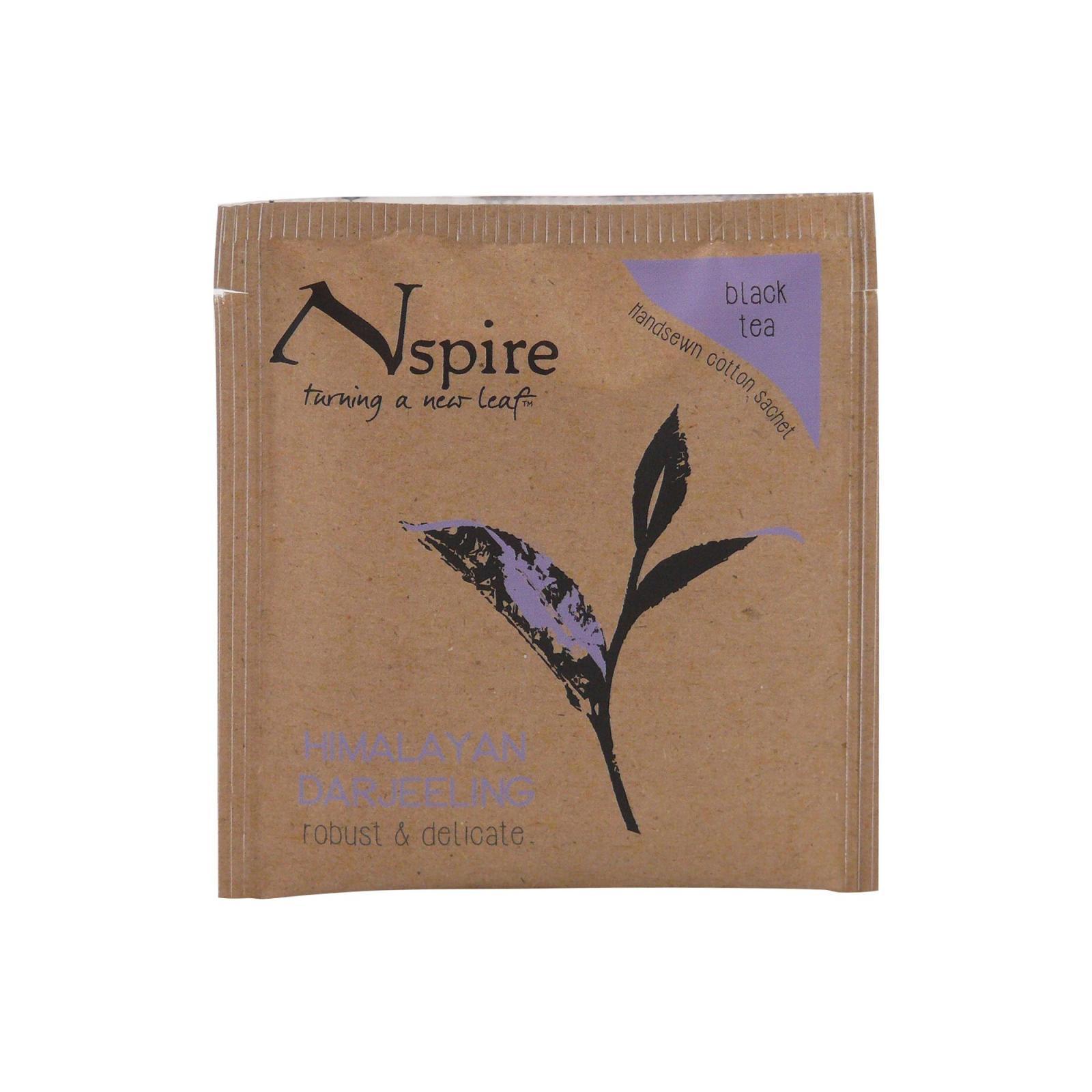 Numi Organic Tea Černý čaj Himalayan Darjeeling, Nspire Tea 2,9 g, 1 ks