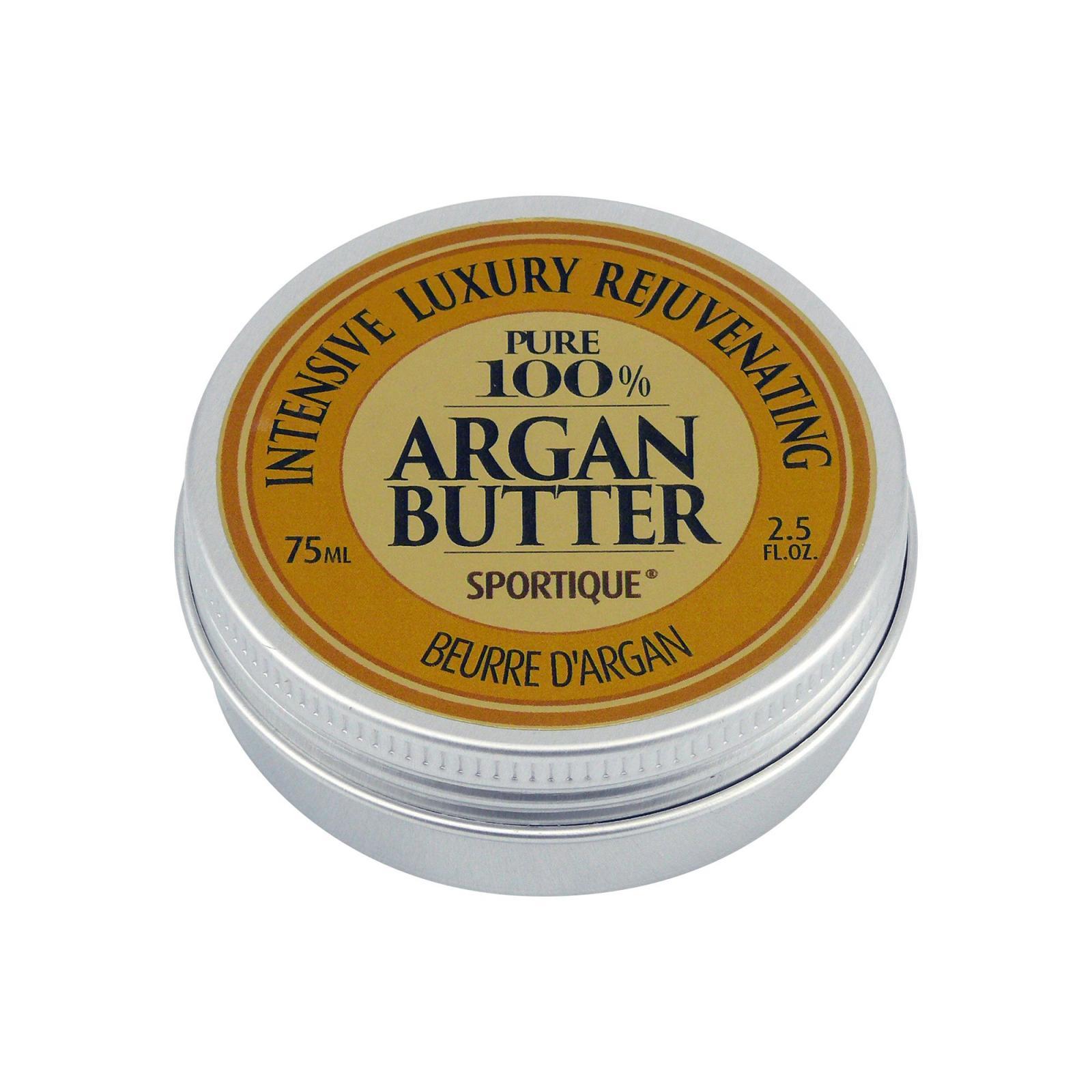 Sportique Arganové máslo 75 ml