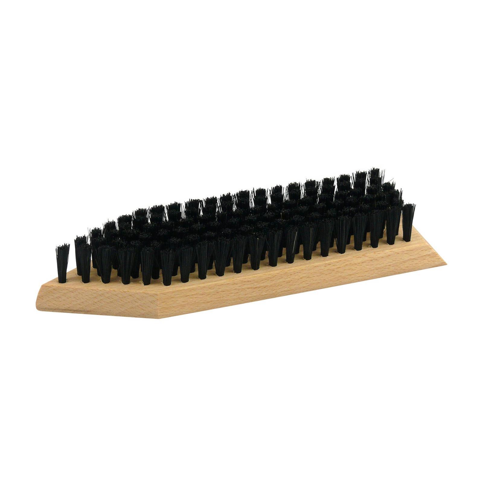 Redecker Čisticí kartáč na boty z bukového dřeva 20 cm