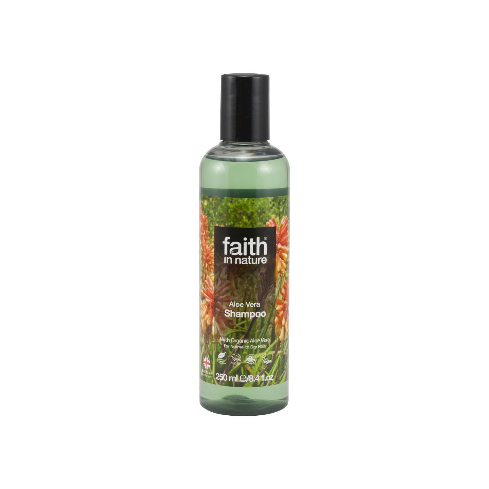 Faith in Nature Šampon Aloe vera 250 ml