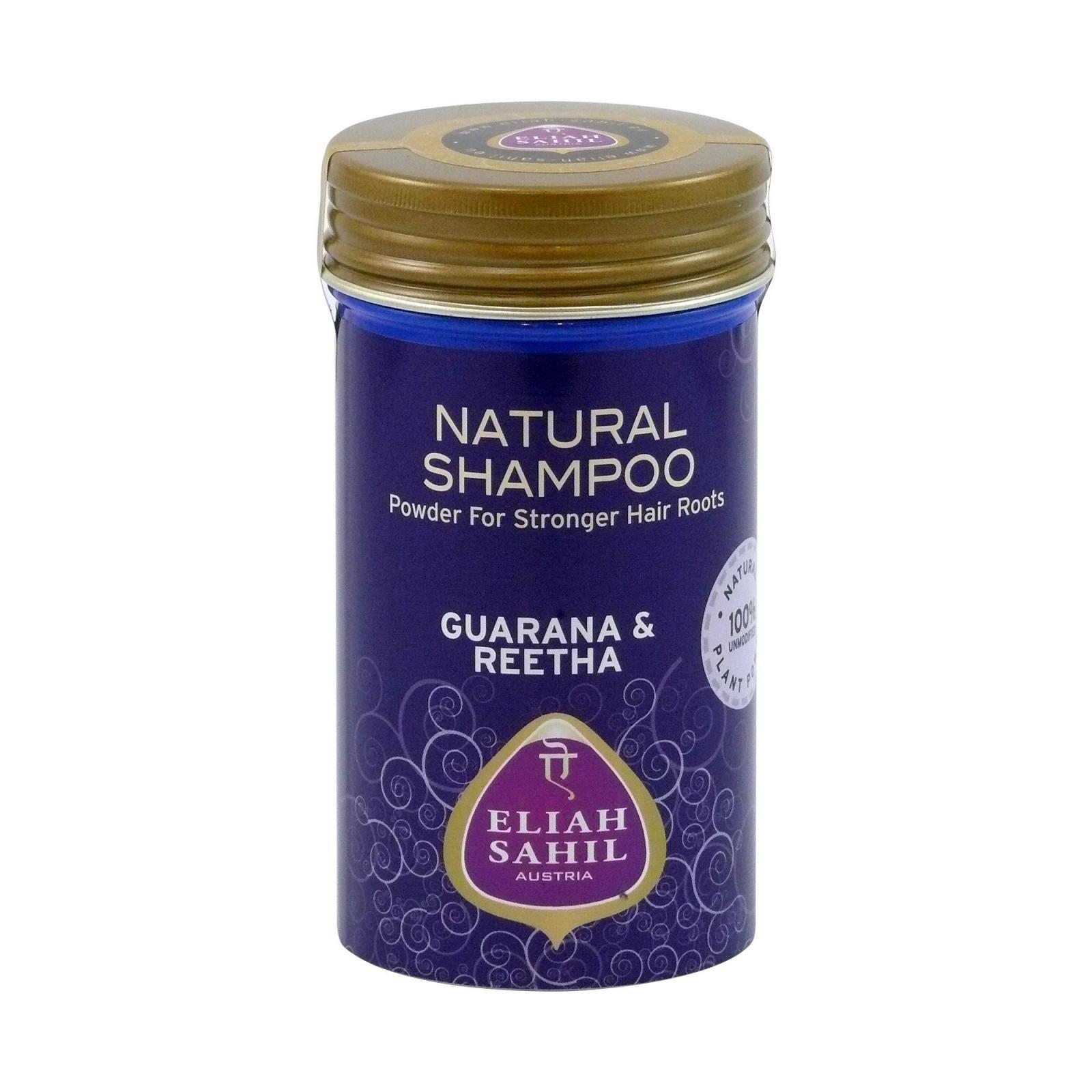 Eliah Sahil Ájurvédský práškový šampon proti vypadávání vlasů 100 g
