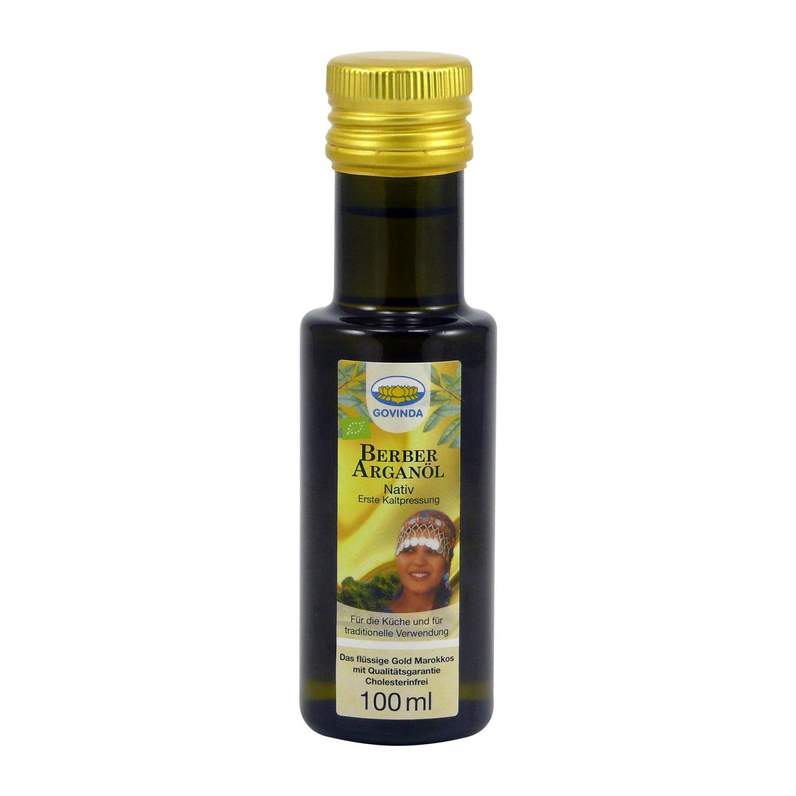 Govinda Arganový olej, Bio 100 ml