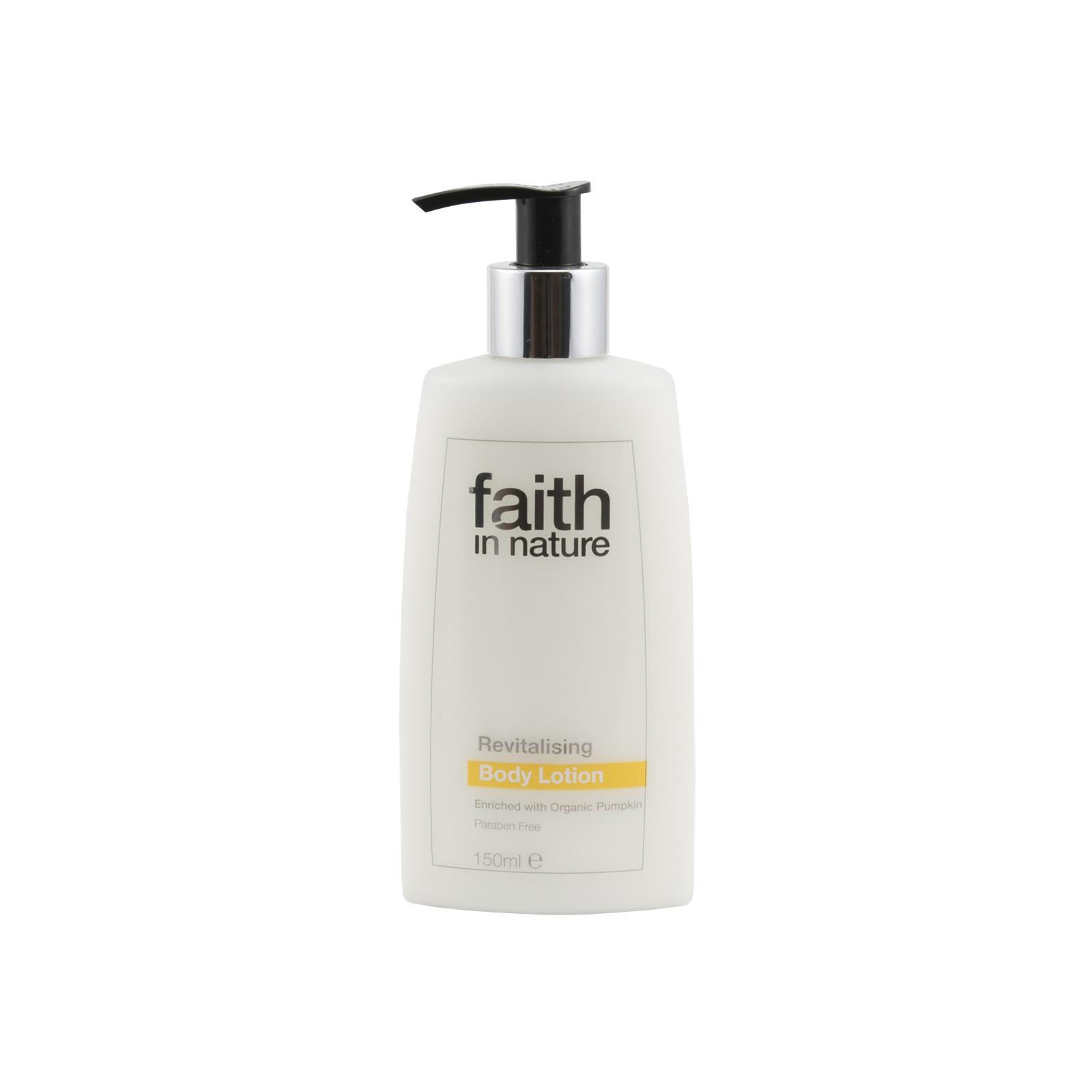 Faith in Nature Tělové mléko revitalizační 150 ml