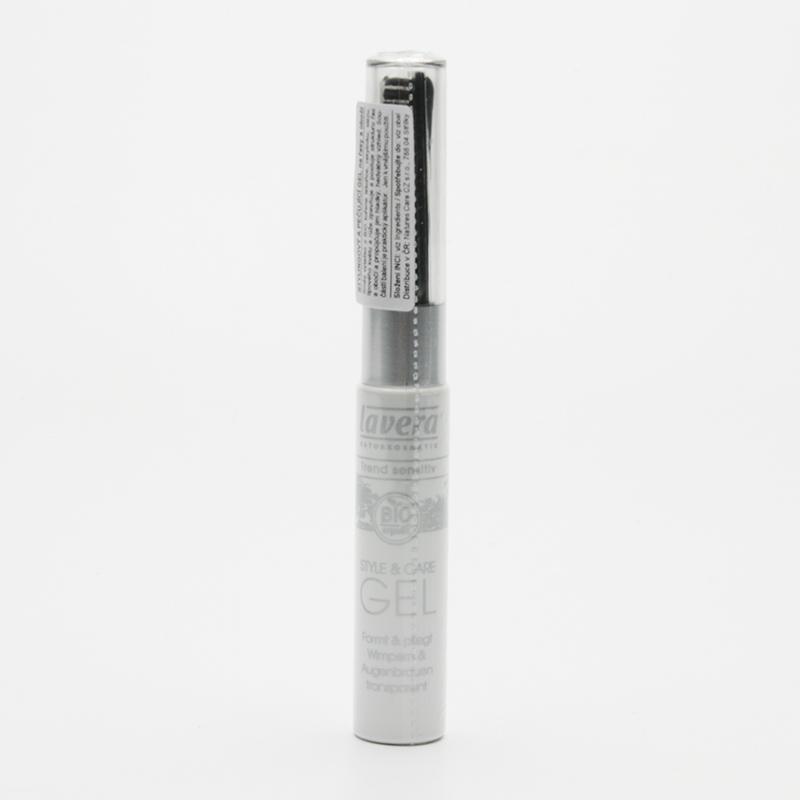 Lavera Gel stylingový a pečující na řasy a obočí, Trend Sensitiv 9,5 ml