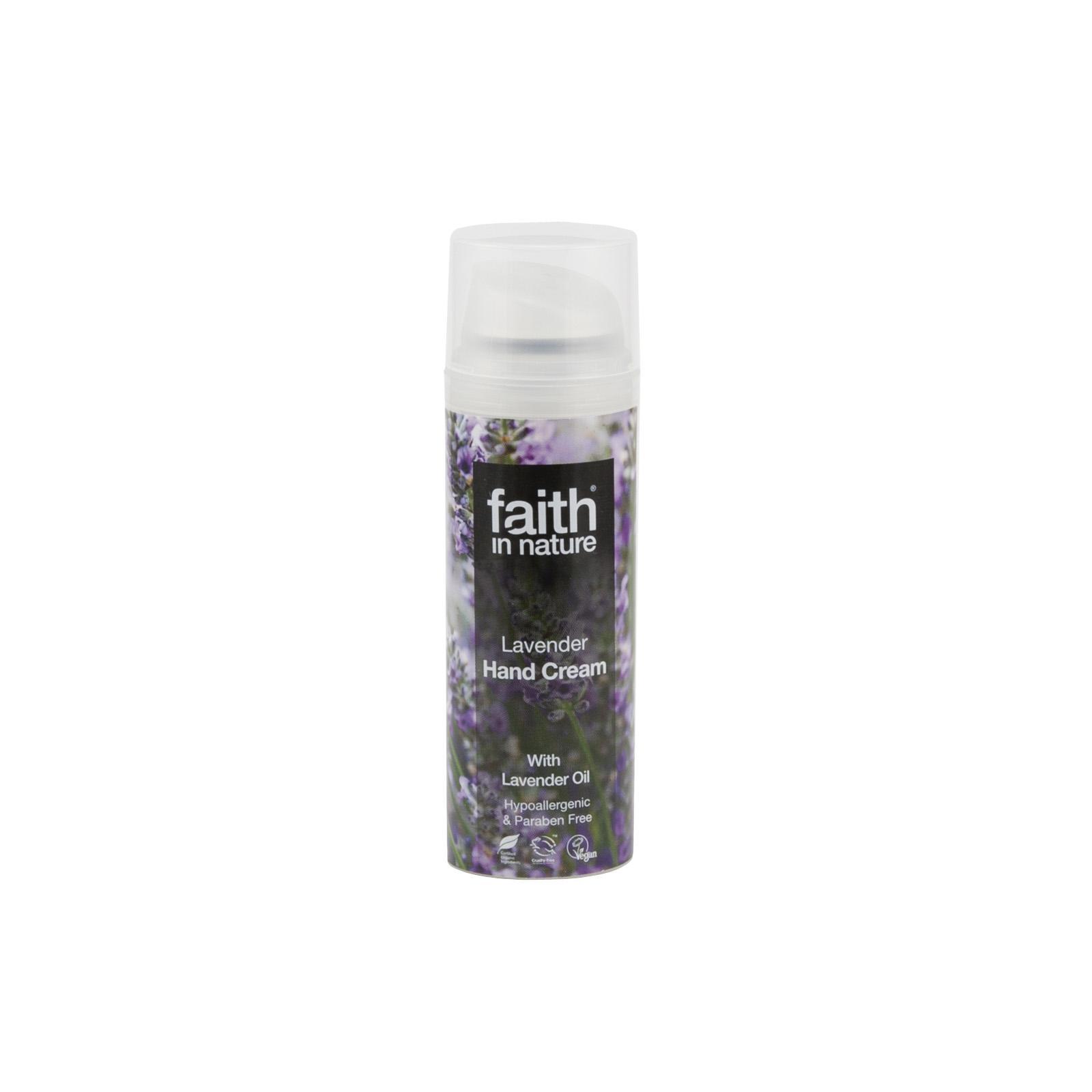 Faith in Nature Krém na ruce levandulový 50 ml