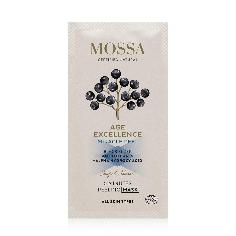 MOSSA Peelingová maska, Age Excellence 5 ml