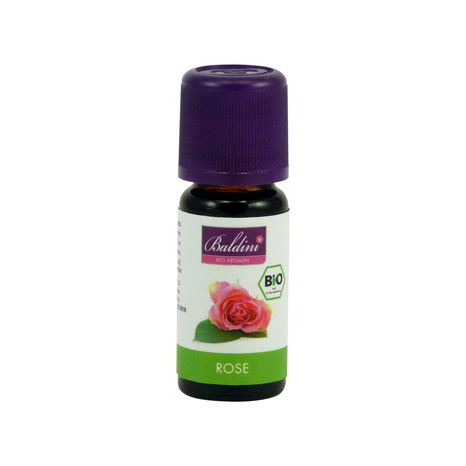 Taoasis Růže damašská bio, v alkoholu 10 ml