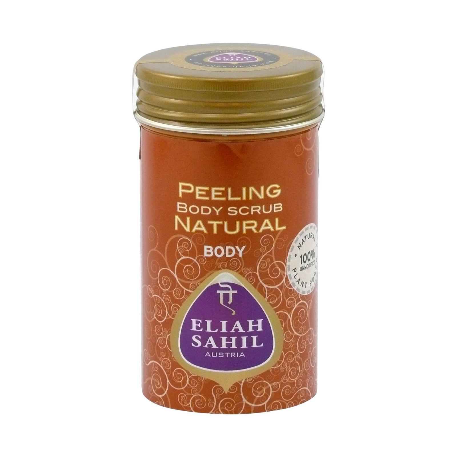 Eliah Sahil Organic Ájurvédský pleťový peeling a maska 100 g