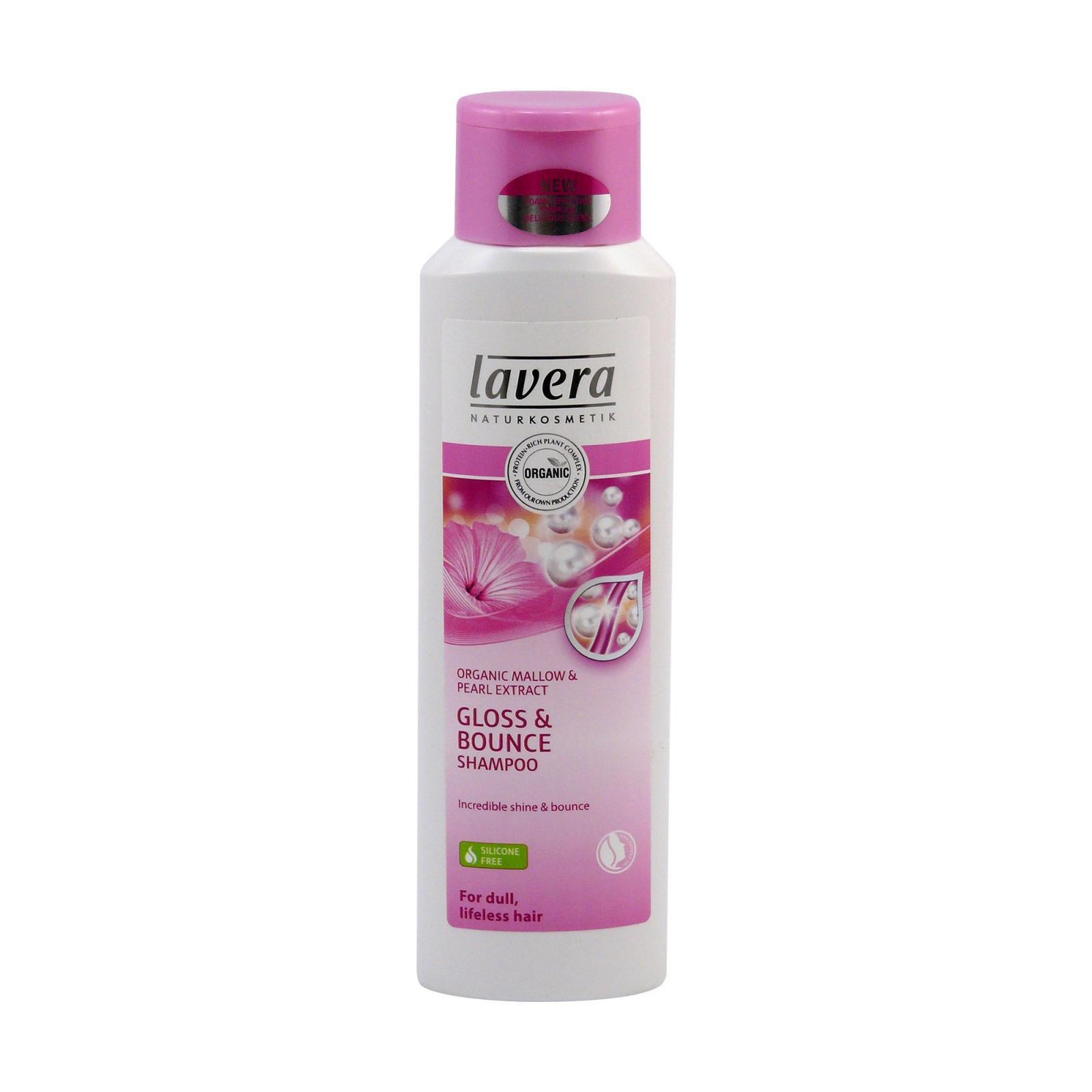 Lavera Šampon Gloss & Bounce 250 ml
