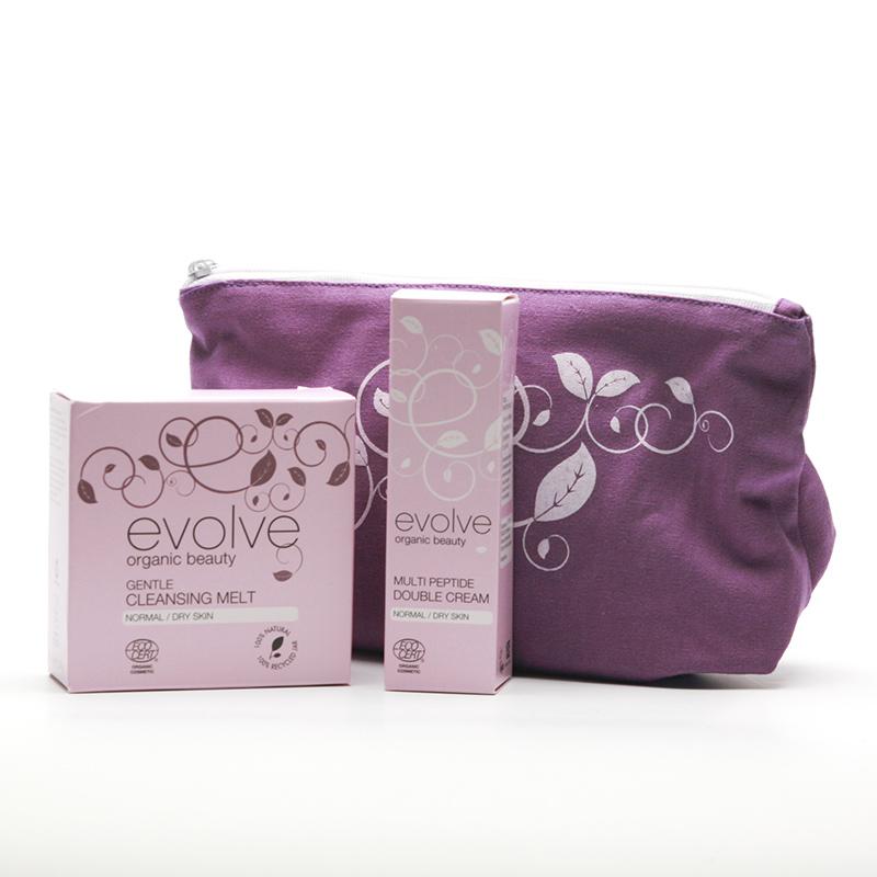 Evolve  x Skin Saver Duo, Perfect Partners  2 ks, celkem 150 ml