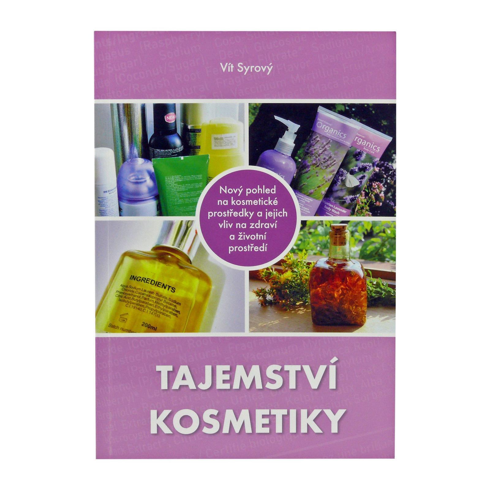 ostatní Tajemství kosmetiky, Vít Syrový 206 stran
