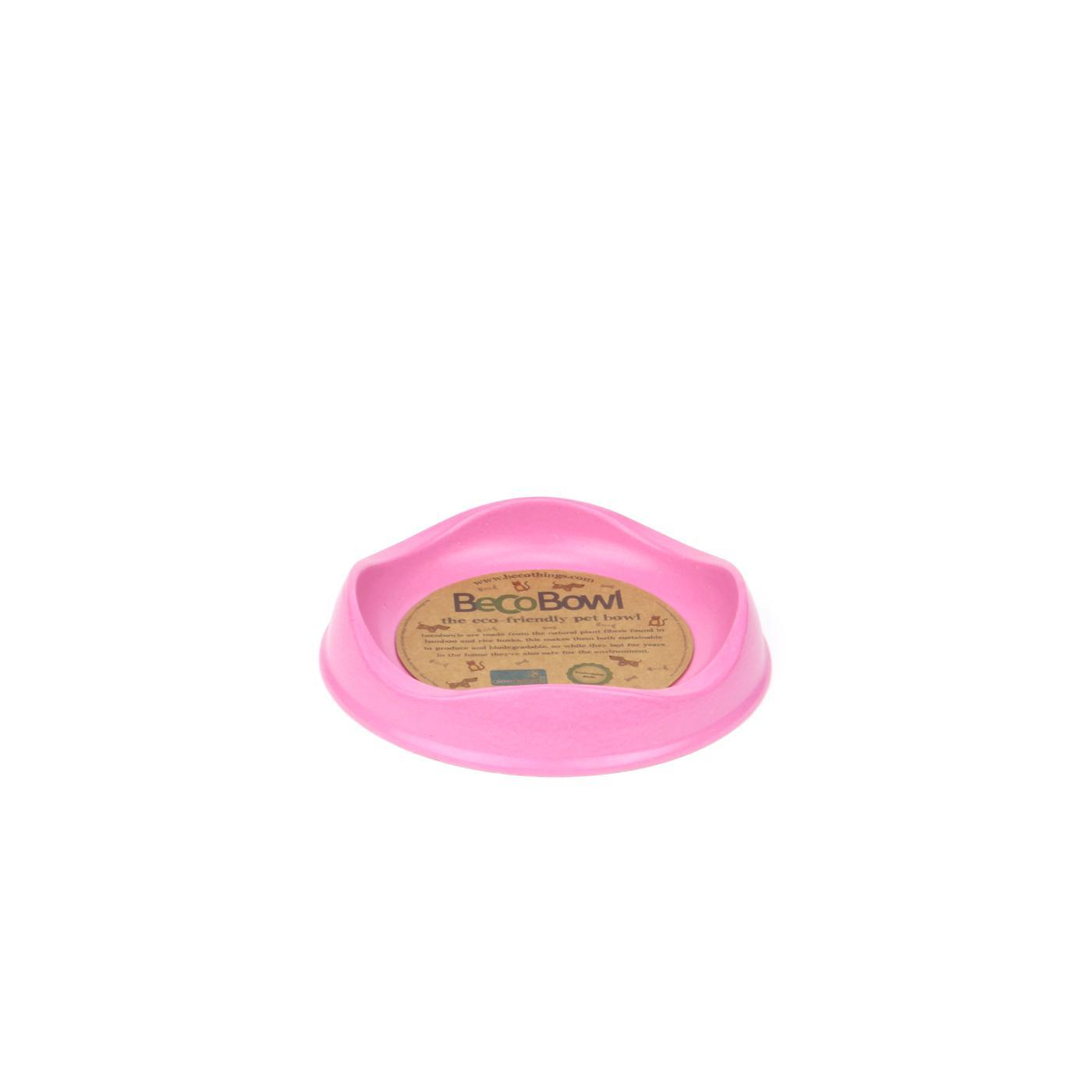 Beco Pets Beco Bowl Cat 1 ks, růžová
