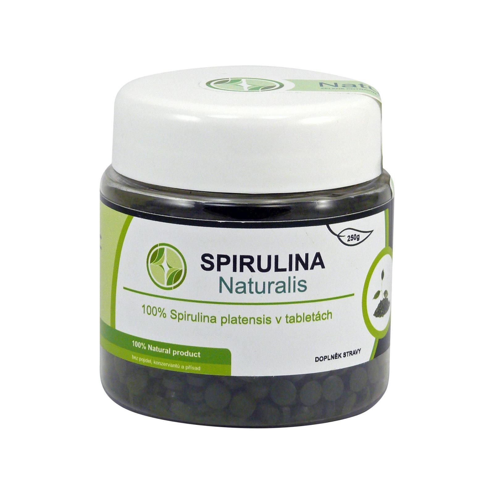 Naturalis Spirulina 250 g