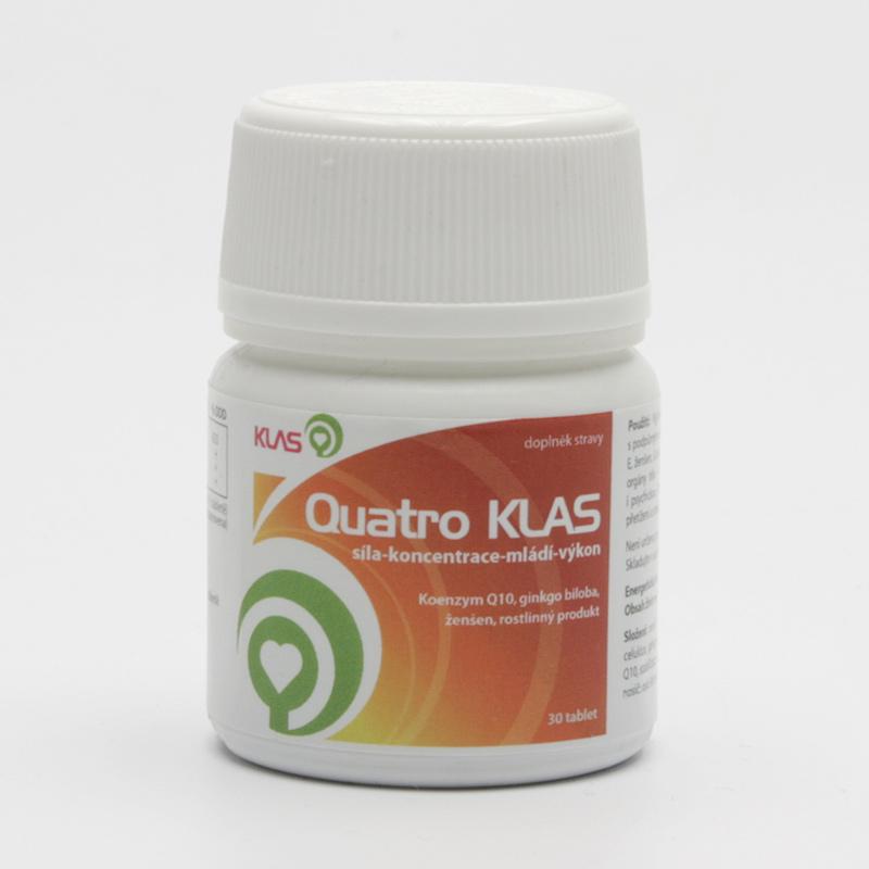 Klas x Quatro Klas 30 tablet