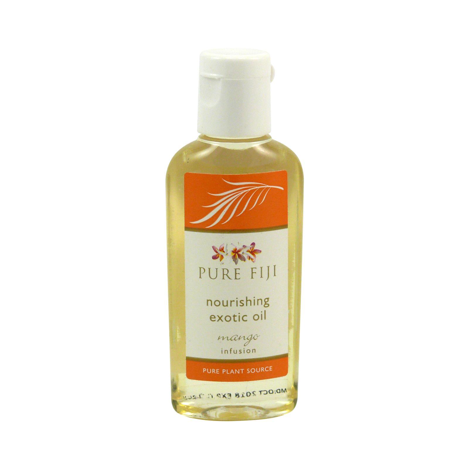 Pure Fiji Exotický masážní a koupelový olej, mango 29 ml