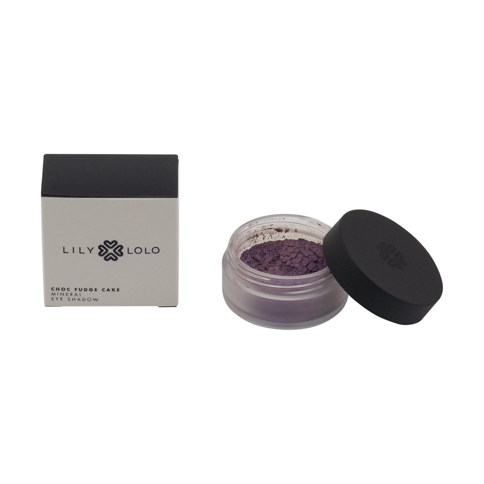 Lily Lolo Mineral Cosmetics Minerální oční stíny Choc Fudge Cake 2 g