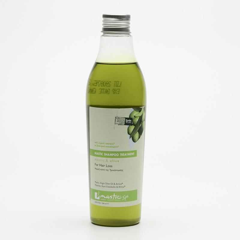 Mastic spa Výprodej Šampon proti vypadávání vlasů, Mastic Shampoo Treatment 250 ml