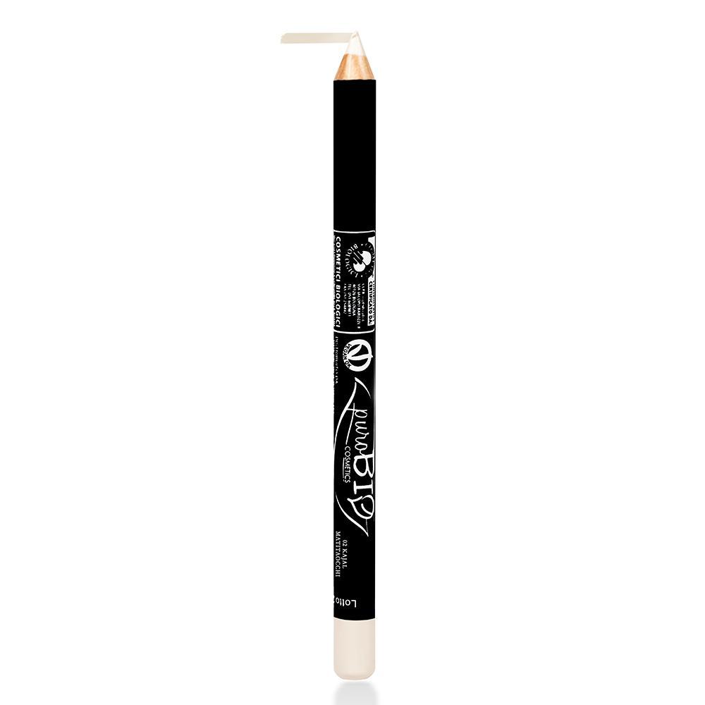 puroBIO cosmetics Tužka na oči 02 Ivory 1,3 g