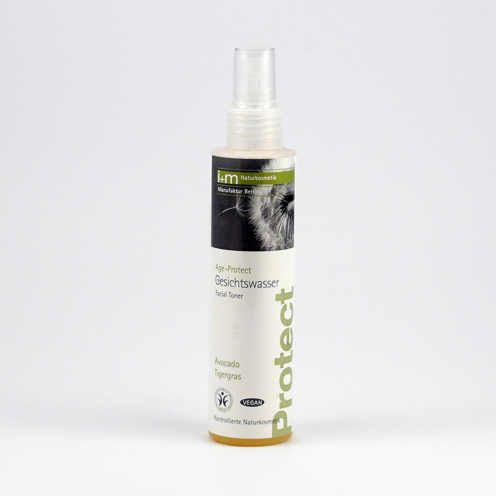 I+M Naturkosmetik Pleťová voda Age-Protect 150 ml
