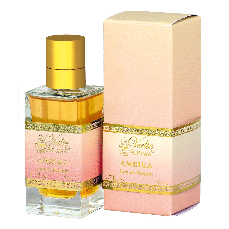 Vedic Aroma Ayurvédská parfémová voda Ambika 50 ml, sprej