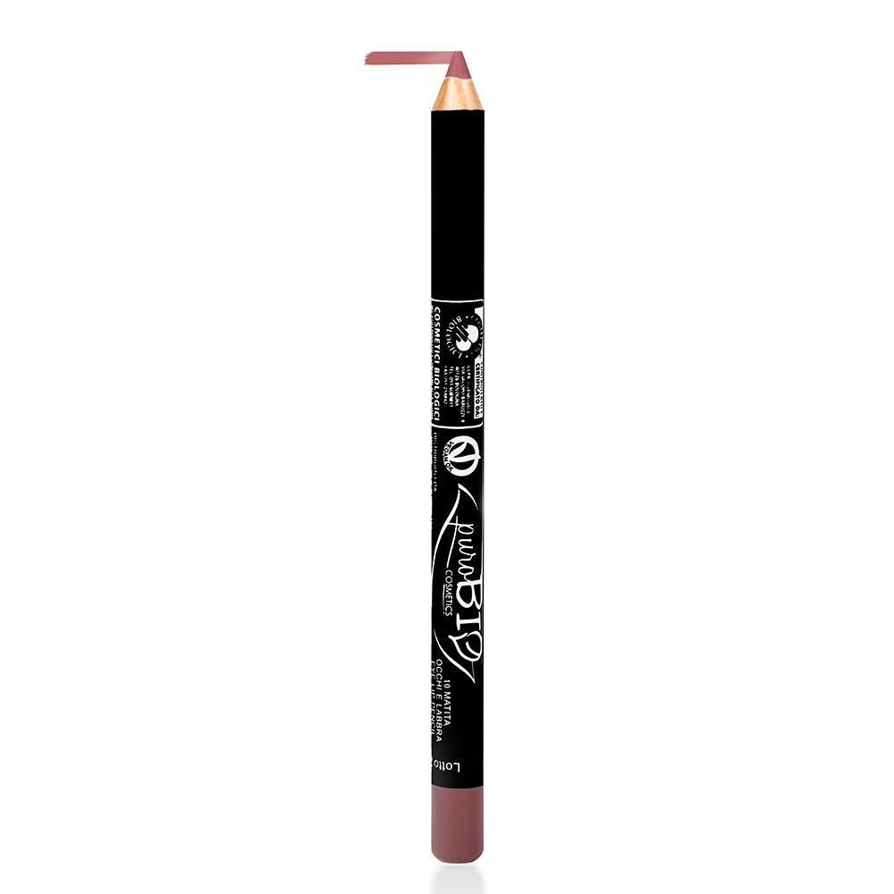 puroBIO cosmetics Tužka na oči a rty 10 Brick 1,3 g